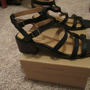 Lucky Brand Shoes - Lucky Cage Sandals